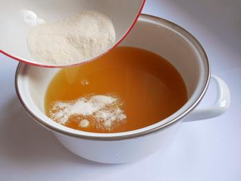 Bezová marmeláda