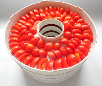 Sušená rajčata
