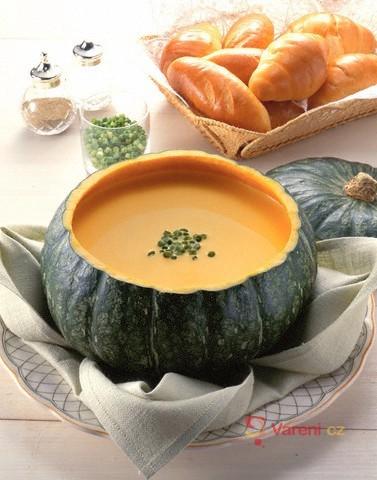 Příprava polévek