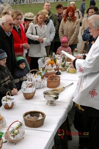 Historie velikonočních svátků