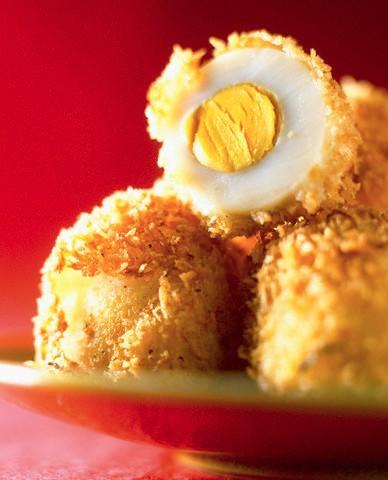 Co si počít s vařenými vejci?