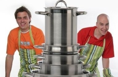 Kluci v akci vás naučí vařit - rozhovor s Ondřejem Slaninou
