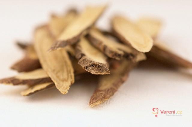 Lékořice - poklad v kuchyni i lékarničce