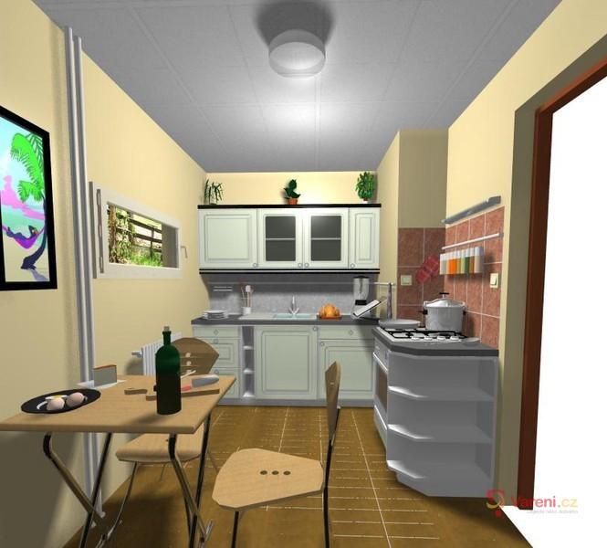 Rekonstrukce kuchyně 1.díl