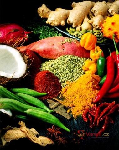 Indické koření a pochutiny 1.díl