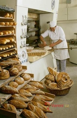 Zdobené chlebové dorty