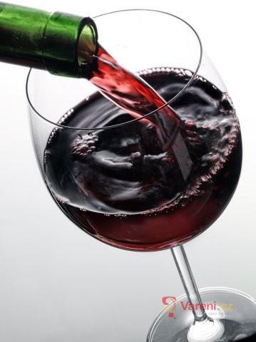 Spojení červeného vína a lahodného pokrmu 1.díl
