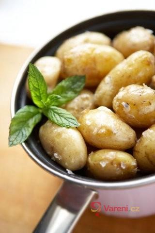 Nové brambory - dietní pochoutka