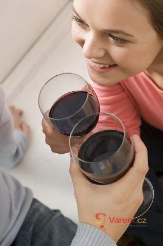 Spojení červeného vína a lahodného pokrmu 2.díl