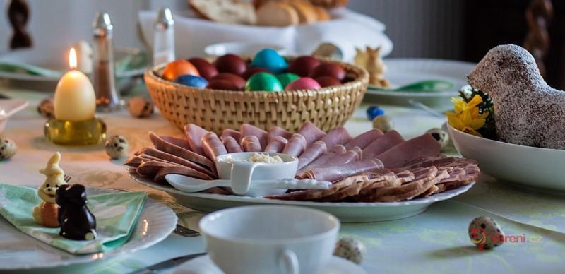 Velikonoční kuchyně našich babiček II. aneb velikonoční menu