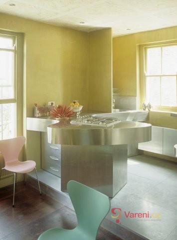 Rekonstrukce kuchyně a barevné možnosti