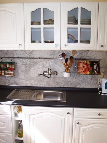 Rekonstrukce kuchyně 3.díl