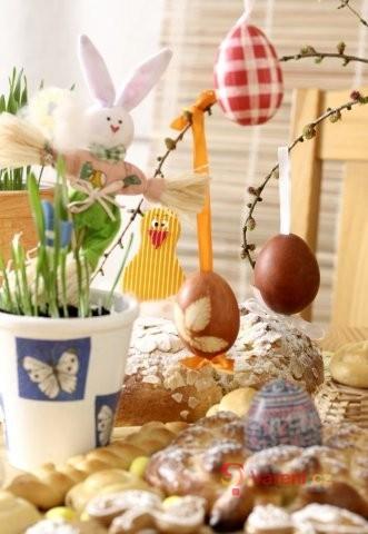 Tradiční velikonoční pečení a vaření