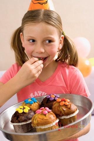 Sladkosti v dětské stravě: Není jich příliš?