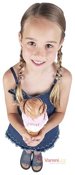 Zmrzliny a sorbety