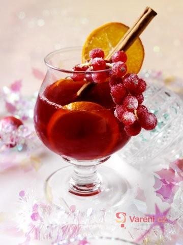 Punč - nápoj chladných dnů