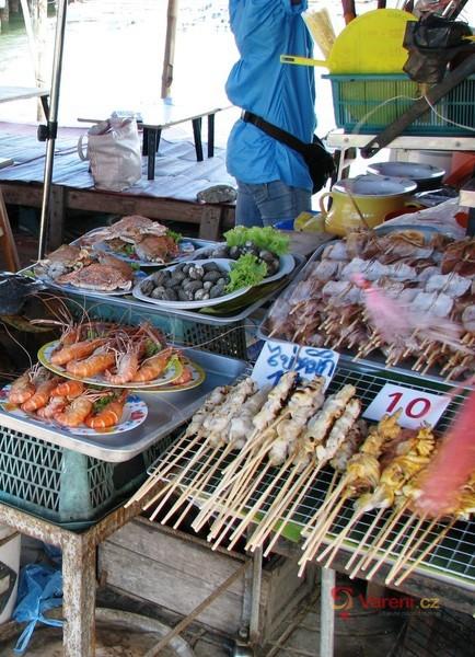 Thajská kuchyně očima turisty