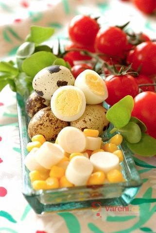 Nenápadná barevná dieta: Zeleninové saláty jako hlavní jídlo