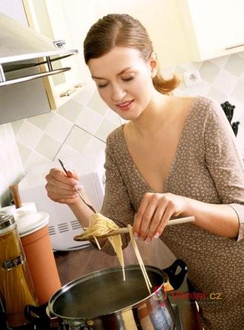 Správný způsob vaření těstovin