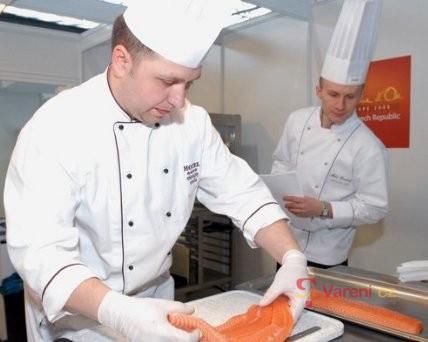 Češi na kulinářské soutěži Bocuse d´Or