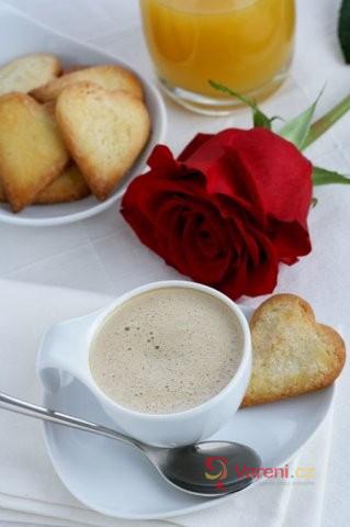 Vegetariánské menu na Valentýna