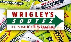 Vyhlášení výsledků o 15 megabalíčků žvýkaček