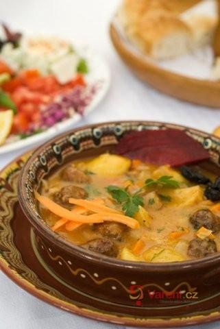 Bulharská kuchyně