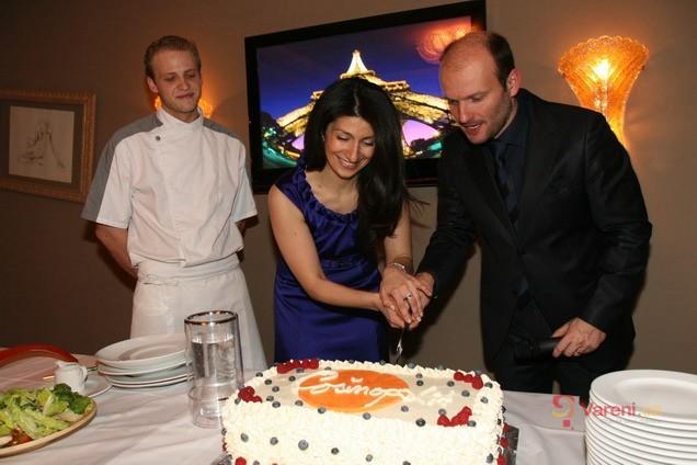 Dalibor Gondík pokřtil novou restauraci