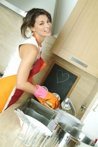 Čistá kuchyň je vaší vizitkou