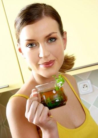 Léčivý čaj sayonara