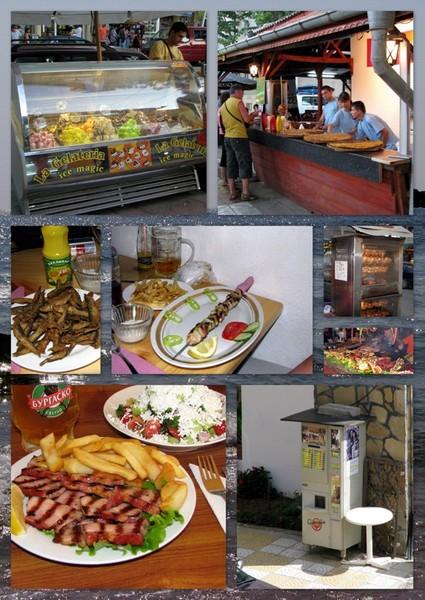 Bulharská kuchyně - Primorsko
