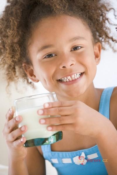Milionům amerických dětí chybí vitamín D