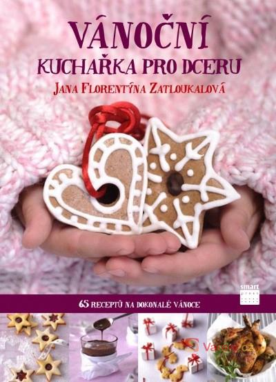 Výherci soutěže o Vánoční kuchařku pro dceru