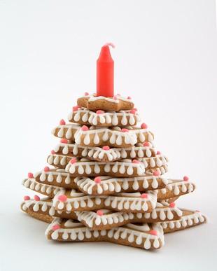 Jak ozdobit vánoční cukroví?