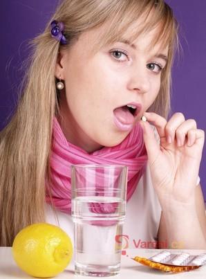 Přírodní metody proti bolení v krku