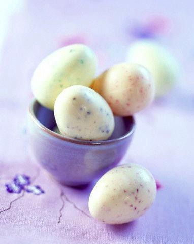 Vejce, důležitá součást Velikonoc