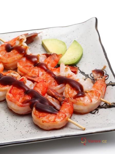 Vitamíny z mořských plodů a ryb