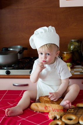 Když pečeme chléb s dětmi