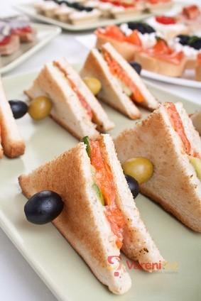V hlavní roli sendvičovač