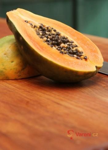 Rostlinné enzymy v ovoci