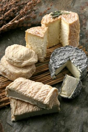 Čerstvé a měkké sýry pro gurmány