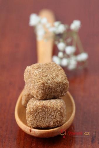 Cukr - pestrý výběr k pečení cukroví