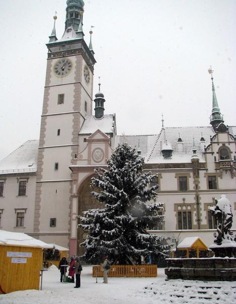 Olomouc v zajetí adventu