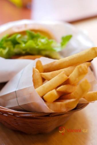 Fast food při dietě?