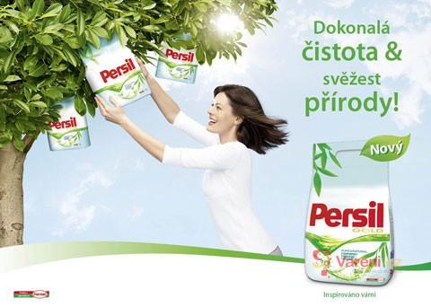 Výsledky soutěže o Persil Pure & Natural
