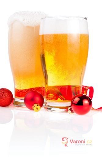 Pivo jako netradiční vánoční dárek