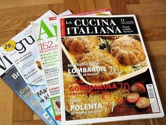 Srovnání časopisů