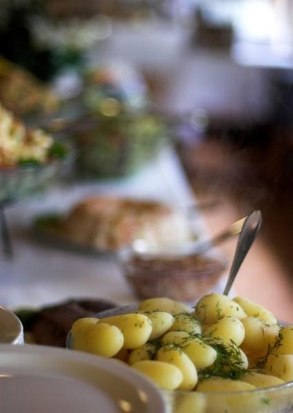 Rady pro správné vaření brambor