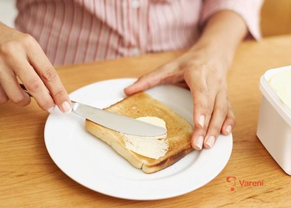 Češi nesmí prodávat pomazánkové máslo