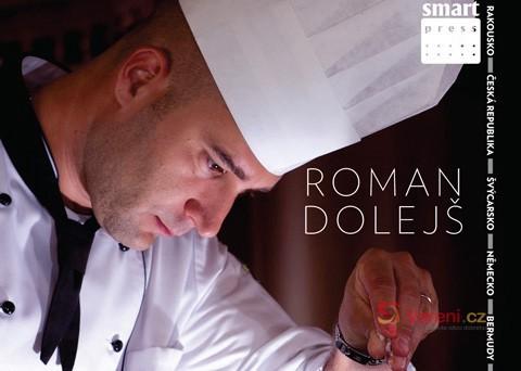 Výsledky soutěže o knihu šéfkuchaře Romana Dolejše